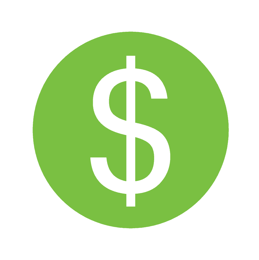 Money Invested in Community